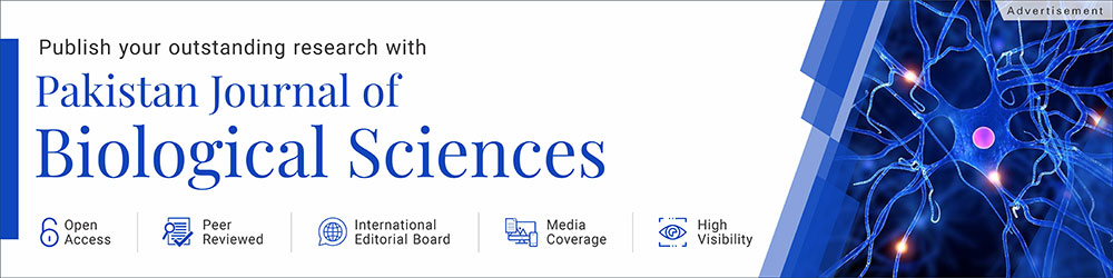 Pakistan Journal of Biological Sciences
