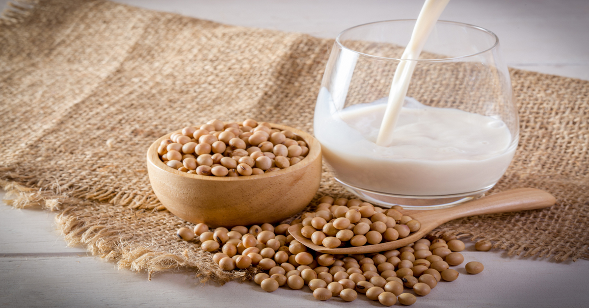 Potential of Lactic Acid Bacteria Isolates to Produce Fermented Soymilk